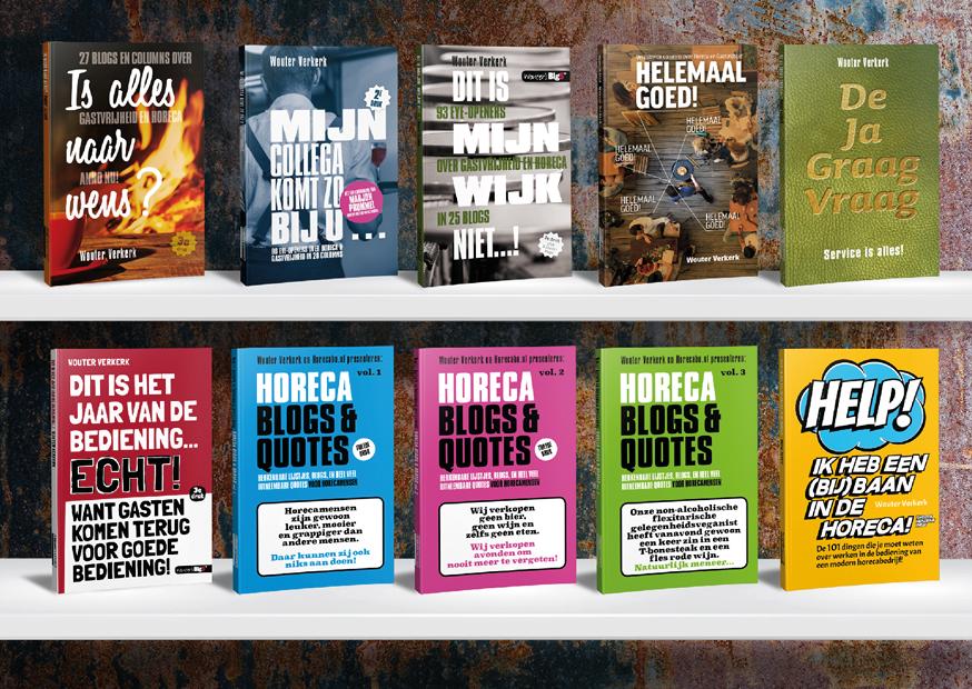 Bestel boeken van Wouter Verkerk op Horecabo.nl